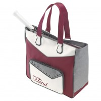 Head Women's Club Bag Maroon/White