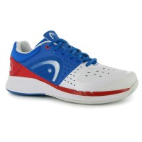 Head Sprint Pro Mens Blue/White/Red