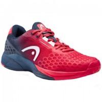 Head Revolt Pro 3.0 Mens Tennis Shoe Red/Dark Blue