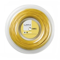 Luxilon 4G Rough 125 Reel 200m-660ft - Gold