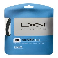 Luxilon Alu Power Feel 120 - Silver