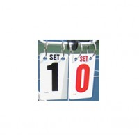 Match Point Tennis Scorekeeper Replacement SET Cards