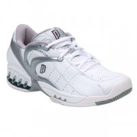 Prince Womens MC4 White/Silver/Black
