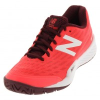 New Balance Women's Tennis Shoe 896v2 Vivid Coral Size 8.5