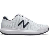 new Balance 696V4 White Men's Tennis Shoe
