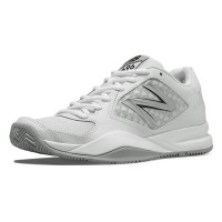 New Balance Women's 696v2 - B Width - White and Silver