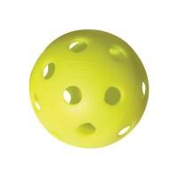 Pickleballs - Yellow, Indoor (One Dozen)