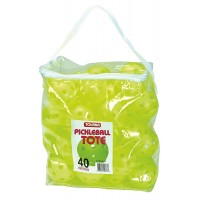PIckleball TOTE - Holds 40 Indoor Balls