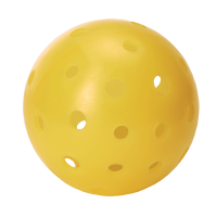 PIckleball - Indoor Balls - Optic Yellow (200 Pack)