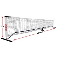"Tourna Portable Pickleball Net (22'x36"")"