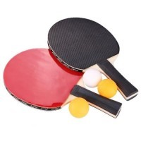 Champion LT 2 Player Paddle & Ball Pack