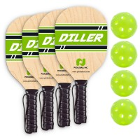 Diller Paddle 4 - Player Pack