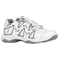 PRINCE Women's QT Scream 4 Tennis Shoe White Silver
