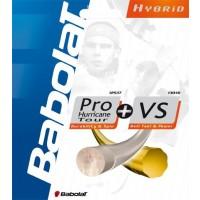Babolat Hybrid PHT 16G/VS Gut 16G