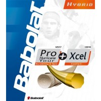 Babolat Hybrid PHT 17G/XCel 16G