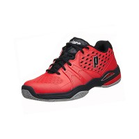 Prince Warrior Men's Red/Black