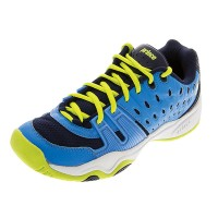 Prince Junior T22 - Cool Blue/Lime