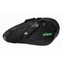 PRINCE TeXtreme 6 Pack Tennis Bag-Black