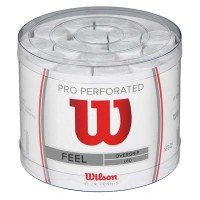 Wilson Pro Overgrip Perforated Bucket Asst