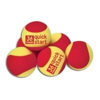 Quick Start 36 Foam Balls 1 Dz.