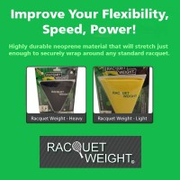 Racquet Weight