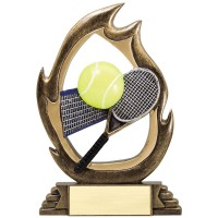 "Tennis Resin Flame Series 6"""