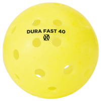 Dura Outdoor Pickleballs - Package of 12