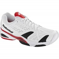Babolat SFX All Court Men's White/Red