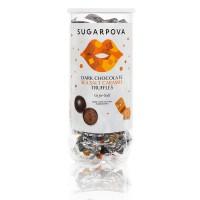 Sugarpova Truffles Tennis Can- Dark Chocolate Sea Salt Caramel