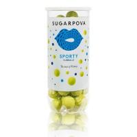 Sugarpova Sporty Gumball Tennis Can