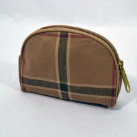 Cosmetic Bag Mini-Plaid