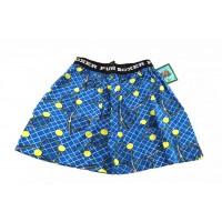 Fun Boxers-Tennis Net, Racquets, Balls - Blue