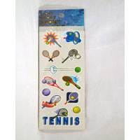 Tennis Stickers