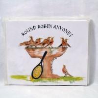 Notes & Envelopes-Round Robin-8 cards & envelopes