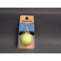Tennis Ball Combination Lock