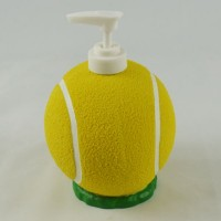 Tennis Ball Soap/Lotion Dispenser
