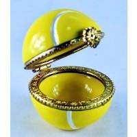 Porcelain Tennis Ball Box