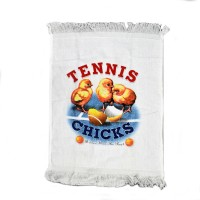 Tennis Chicks Towel
