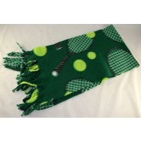 Fleece Scarf Green