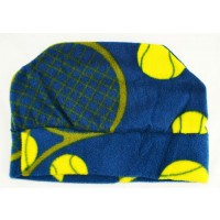 Fleece Hat-Navy