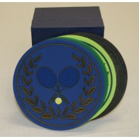 Coaster Set Silicone (4)