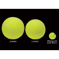 "Jumbo 9 1/2 "" Tennis Ball"