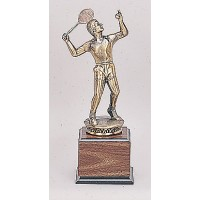 Jumbo Male Tennis Trophy