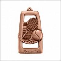 Tennis Starblast Medals 2 3/4in-B