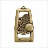 Tennis Starblast Medals 2 3/4in-G