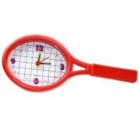 Racquet Alarm Clock-Red