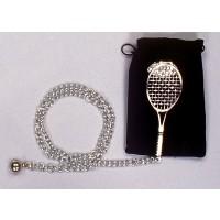 Silver Racquet Net Measurer