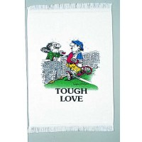 "Clarke Towel ""Tough Love"""