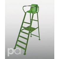 Aluminum Umpire Chair Royal Deluxe - All Green