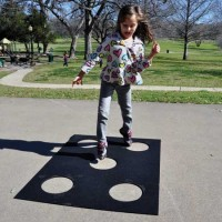 Dot and Spot Movement Mat with DVD